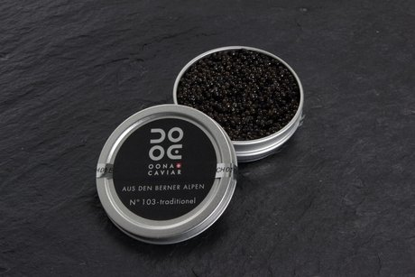 Oona Caviar N°103 - traditionnel (20 gramm)